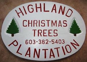Highland Plantation Christmas Tree Farm